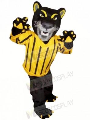 Fierce Black Panther Mascot Costumes Animal