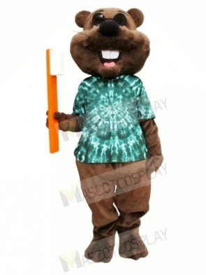 Sunny Squirrel Mascot Costumes