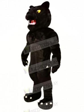 Power Black Panther Mascot Costume Cartoon