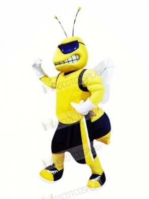 Power Fierce Hornet Mascot Costumes Cartoon