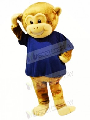 Brown Monkey Mascot Costumes Animal