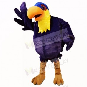 Blue Toucan Bird Mascot Costumes Cartoon