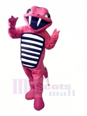 Red Rattler Lightweight Mascot Costumes Cartoon