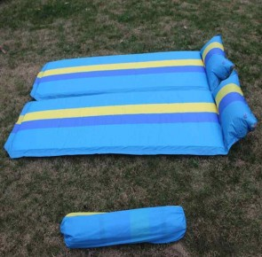 Outdoor Inflatable Bed Camping Tent Sleeping Pad