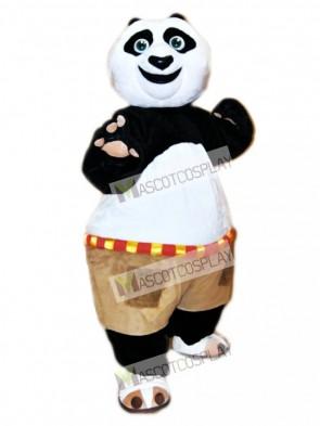 Kungfu Panda Karate Adult Mascot Funny Costume