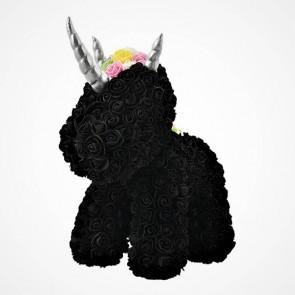 Black Rose Unicorn Flower Unicorn Best Gift for Mother's Day, Valentine's Day, Anniversary, Weddings and Birthday