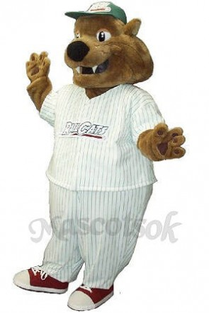 Rusty Railcat Mascot Costumes