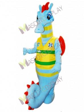 Sea Horse Buddy Mascot Costume