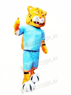 Fierce Sport Tiger Mascot Costumes