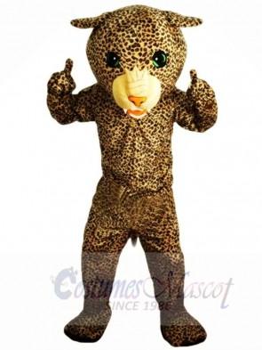Cat Leopard Mascot Costumes