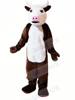 Hereford Cow Mascot Costumes Cheap