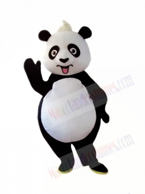 Cute Cartoon Panda Mascot Costumes