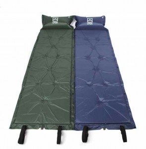 Single Person Inflatable Bed Outdoor Tent