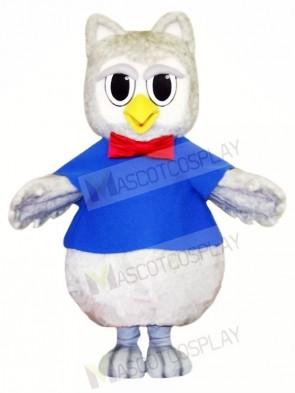 Cute Grey Owl Mascot Costumes