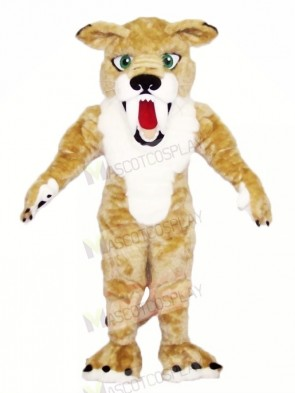 Fierce Sabercat Mascot Costumes Cartoon