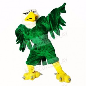 Green University Eagle Mascot Costumes School