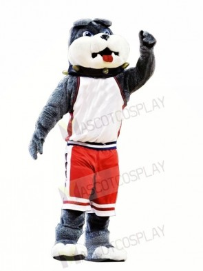 Cute College Bulldog Mascot Costumes
