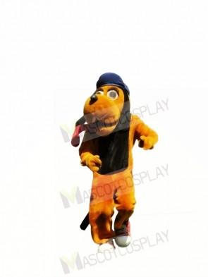 College Hound Dog Mascot Costumes