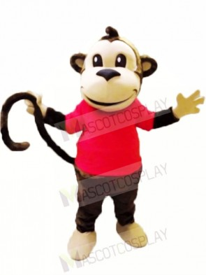 College Happy Monkey Mascot Costumes