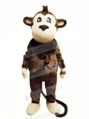 Long Tail Monkey Mascot Costumes Cartoon