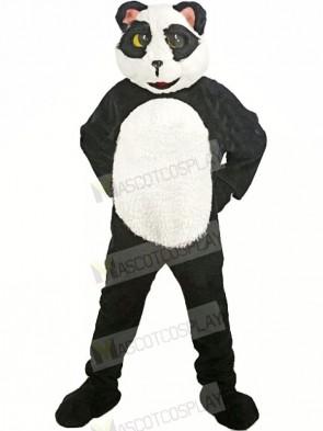 Deluxe Panda Bear Adult Mascot Costumes Animal