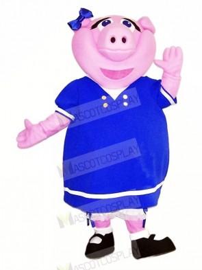 Penny Pig Mascot Costumes Cartoon