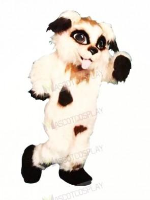 Shaggy Puppy Dog Mascot Costumes Cartoon