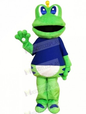 High Quality Furry Frog Mascot Costumes