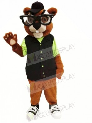 Chubby Chipmunk Mascot Costumes