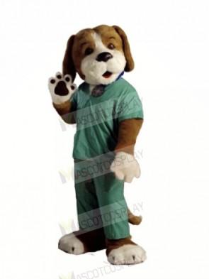 Health Hound Dog Mascot Costumes Cartoon