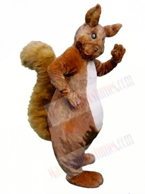 High Quality Furry Squirrel Mascot Costumes