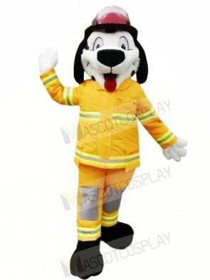Cute Fire Department Dog Mascot Costumes
