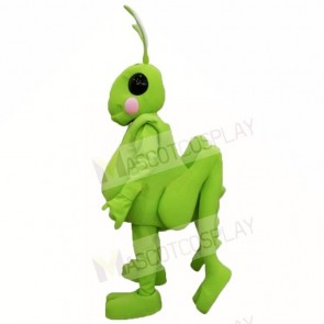 Grasshopper Mascot Costumes Cartoon
