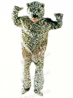 Fierce Leopard Mascot Costumes Adult