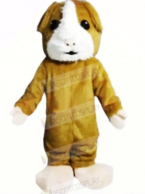 Lovely Brown Hamster Mascot Costumes Cheap