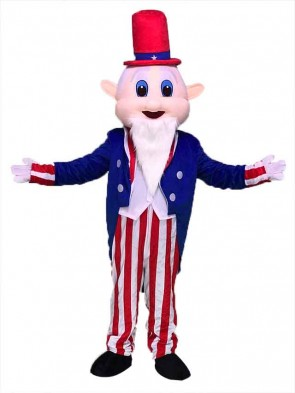 Uncle Sam Mascot Costumes People America