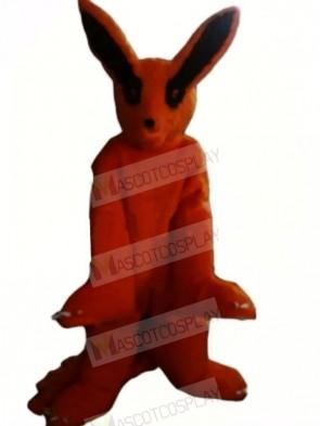 Nine-tailed Fox Mascot Costumes Cartoon