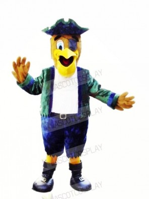Pirate Pelican Mascot Costumes Cartoon