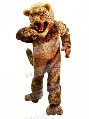 Fierce Lightweight Leopard Mascot Costumes