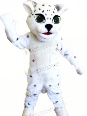 Snow Leopard Mascot Costumes Cheap