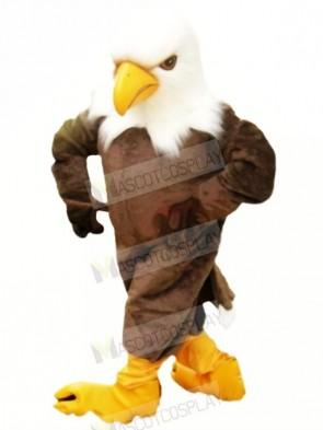 Liberty Brown Eagle Mascot Costumes Cartoon