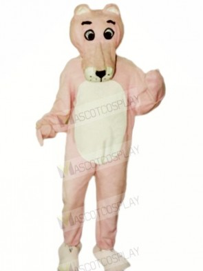 Pink Panther Mascot Costumes Adult