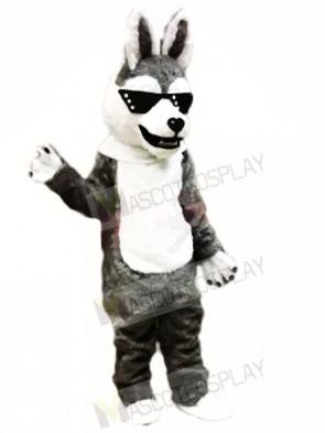 Cool Husky Dog Mascot Costumes Animal
