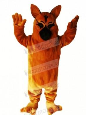 German Shepard Dog Mascot Costumes