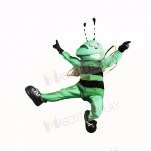 Top Quality Green Hornet Mascot Costumes Cartoon