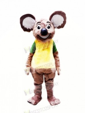 Happy Koala with Big Ears Mascot Costumes Cheap