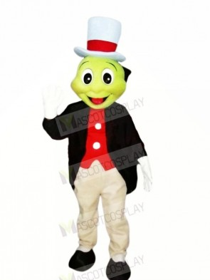 Magic Jiminy Cricket Mascot Costumes Cheap