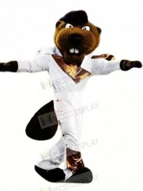 Funny Sport Beaver Mascot Costumes Cartoon