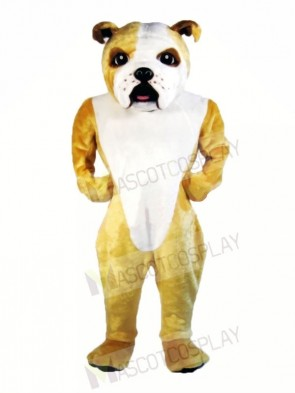 Cute Lightweight Bulldog Mascot Costumes