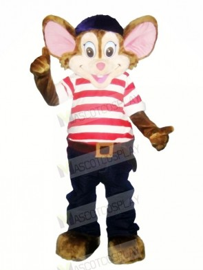 Mouse with Big Eyes Mascot Costumes Cartoon